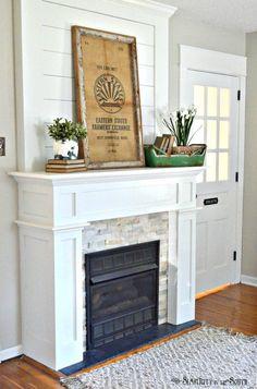 277 best diy fireplace mantel images in 2019 diy fireplace mantel rh pinterest com