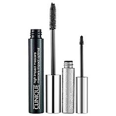 What it is: A pair of mascaras, each created specifically for the upper or the lower lashes.What it does: Kick up the volume of each and every lash, top to bottom. High Impact Mascara gives lashes a lusher, plusher, bolder look. Bottom Lash Mascara g