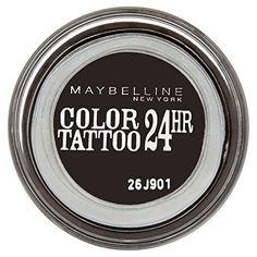 Maybelline Expression Color Tattoo 24hr Eye Shadow - Timeless Black Maybelline http://www.amazon.co.uk/dp/B00MY5DD4E/ref=cm_sw_r_pi_dp_pTJGub11WDZQ7