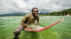 The Bureh Beach Surf Club in Sierra Leone   Tommy Trenchard for BBC
