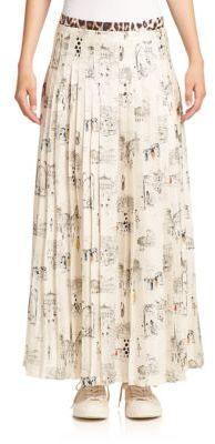 La Prestic Ouiston Gabrielle Printed Maxi Skirt  https://api.shopstyle.com/action/apiVisitRetailer?id=506598761&pid=uid2500-37484350-28