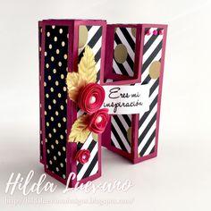 Hilda Designs: Letra 3D H en SnapDragon Snippets