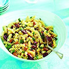 Mediterranean summer pasta salad recipe - Chatelaine.com