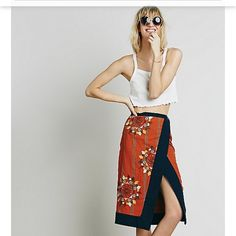 ISO Free people songbird skirt Would love to find this skirt in a small or xs gently used. Thanks!! Free People Skirts