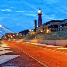 Nieuwe boulevard Scheveningen  Netherlands