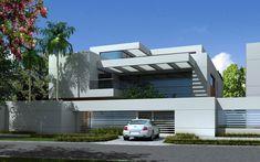 Residência Unifamiliar – Projeto: Sergio Klein – Cliente: Particular – Condomínio Novo Leblon