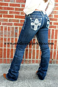 JUNIOR PLUS SIZE: Idol Me Denim Jeans $69.99! #SouthernFriedChics