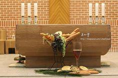 Altar Decorations, Lenten, Corpus Christi, Art Floral, Planter Pots, Display, Contemporary Flower Arrangements, Flower Arrangements, Flower Decorations