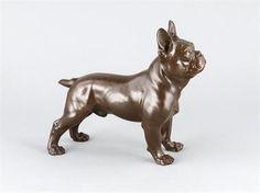 Französische bulldog in auction