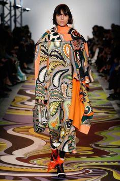 Emilio Pucci ready-to-wear autumn/winter '17/'18: