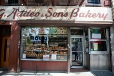 NY Logo Restaurant, Bakeries, Store Fronts, Hanging Out, Italy, Meet, York, Google Search, Cafes
