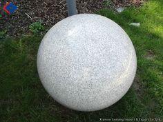 G603 Poliert Granit Kugel