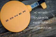 Zoner T1 Teazer Smart Diver | InnovativeAngler - The Zoner Fishing | Smart Diver Downrigger