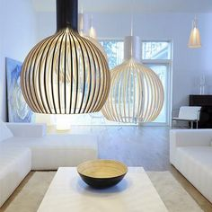 New Modern Design Secto octo Pendant Lamp Cage Ceiling Lighting Light Fixture 185