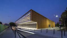 Cachan Covered Market / Croixmariebourdon Architectures