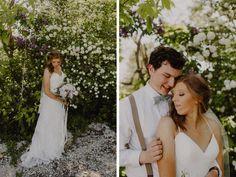 rustic wedding // spring // brunch wedding