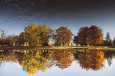 Autumn mirror by Marjan Petkovski on 500px