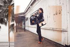 SU-SHI. Satchel bag made in real leather with handy crafted brass lock. Completely handmade. Long leather extra strap. Bolso de cuero tipo maletín con maxihebilla en bronce forjado. Totalmente hecho a mano y de forma artesanal. Asa larga extra en cuero. #bolsos #piel #modaandalucia #fashionfromspain #leatherbag #lovemyshushi