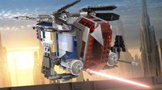 LEGO.com Star Wars Products - Clone Wars - 75046 Coruscant™ Police Gunship
