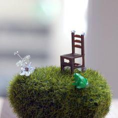 A Mini Fairy Garden*