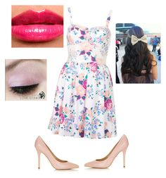 """""""♡♡♡♡"""" by i-love-niall-horan-4457 ❤ liked on Polyvore featuring Topshop and Burberry"""