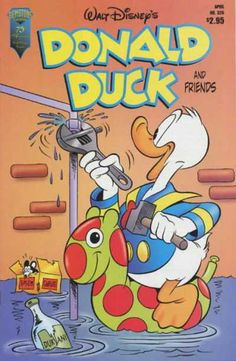 Donald Duck #326 - Good Neighbors (Issue)