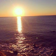 """@bydianamarks's photo: """"Sunset in Malibu #sunset #malibu #beautiful"""""""