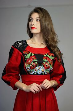 Mode Mori, Folk Fashion, Womens Fashion, Ethno Style, Royal Clothing, Royal Dresses, Mexican Dresses, Embroidered Clothes, Russian Fashion