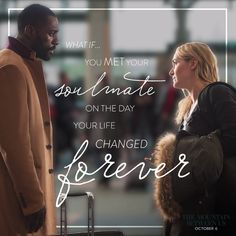 Forever changed. Forever connected. See The Mountain Between Us starring Kate Winslet and Idris Elba, in theaters now.