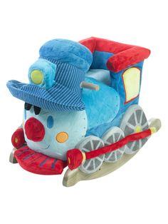 Traxx the Train Rocker