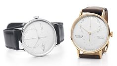Nomos Lambda Watch Is New Higher-End Offering From German Brand | aBlogtoWatch