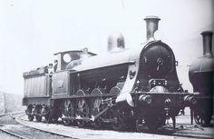LNWR Class A 0-8-0 3-Cyl. Compound