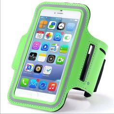 High quality gym and sport armband case iPhone6/6s High quality gym and sport armband case Listing is Durable water-proof, sweat-proof Sport and Gym Armband case for iPhone6 & 6s.  This is unisex sport accessory for Women & Men indoor Gym and Outdoor sport smart phone Case holder.  High quality Nylon Bag Cover Holder specially for iPhone 6 and 6s.  Fashion Green color Designed for your convenience.  Order will ship within 24 hours. Accessories