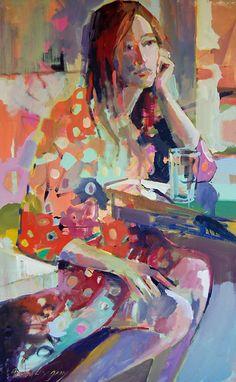 Cafe Girlby Erin Fitzhugh Gregory
