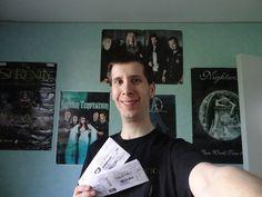 Within Temptation - Lyon - 16/01/214 ; Within Temptation - Paris - 17/01/2014  #WTworldtour