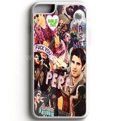 Darren Criss Topman Collage 3 iPhone 7 Case | aneend