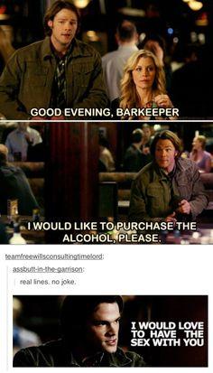 This episode was hilarious...poor Sam!