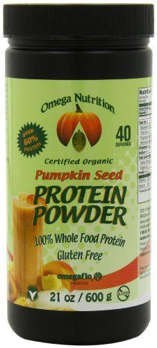 Omega Nutrition Pumpkin Seed Protein Powder, 21-Ounce Omega http://www.amazon.com/dp/B004L3VLFK/ref=cm_sw_r_pi_dp_w3fSub1NJ4363