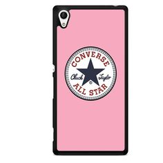 Pink Converse TATUM-8652 Sony Phonecase Cover For Xperia Z1, Xperia Z2, Xperia Z3, Xperia Z4, Xperia Z5