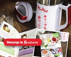 recetario de MioMat Coffee Maker, Kitchen Appliances, Tableware, Soups, Cooking Recipes, Food Carts, Eating Clean, Diy Kitchen Appliances, Home Appliances