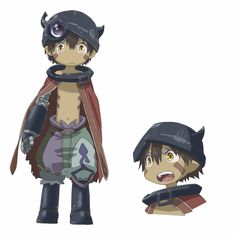 Summer 2017 Anime 'Made in Abyss' | Reg