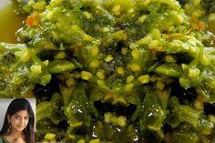Sambal balado cabe hijau memang nikmat dan mengggah selera makan anda. Yuk belajar membuat sambal hijau masakan padang di resep masakan indonesia - Resep Masakan Indonesia - Indonesian Food Recipes - Indonesian cuisine