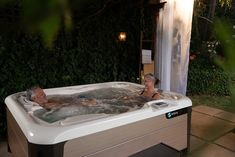 You've chosen your perfect hot tub, now all you need is the right place to put it. Here are some important factors to keep in mind when selecting a space for your backyard oasis. Water Tub, Spa Water, Hot Tub Accessories, Tub Enclosures, Spring Spa, Large Tub, Spa Offers, Luxury Spa