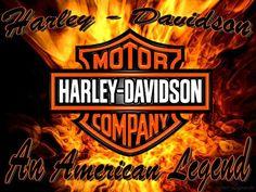 Harley-Davidson...an American legend.