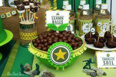 Army / Military Birthday Party Ideas | Photo 27 of 40