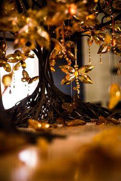 Beautiful detail of the Piaf Restaurant in Grand Velas Riviera Nayarit