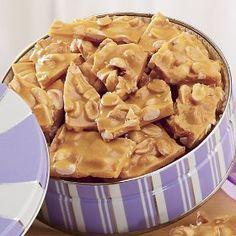 The Swiss Colony Sugar Free Peanut Brittle $15.95