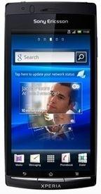 Sony Ericsson Xperia Arc S  (Black)