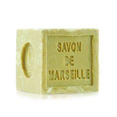 Savon de Marseille par saponification. Pur Olive.