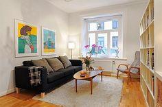 El #apartamento ideal para un estudiante